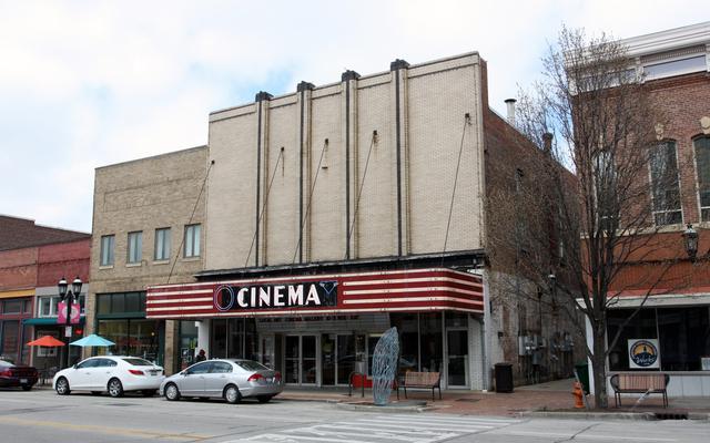 Cinema Theater, Urbana, IL