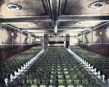 WEST Theatre; Galesburg, Illinois.
