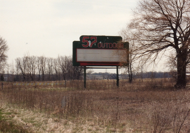 Sign Closeup 1992