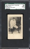 Babe Ruth Card at Proctors