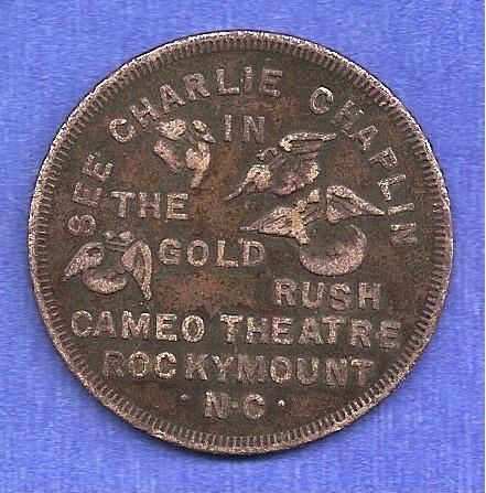 Promotional token.