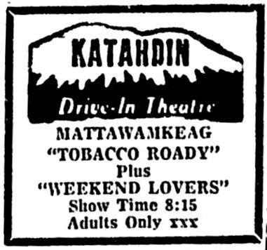 Katahdin Drive-In