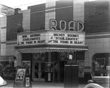 ROAD (INDEPENDENCE) Theatre; Chicago, Illinois.