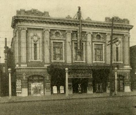 Lindell Theatre