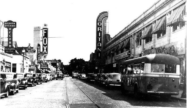 FOX Theatre; Hackensack, New Jersey.
