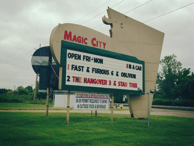 Magic City Drive-In