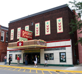Old Regent Theatre, Allegan, MI