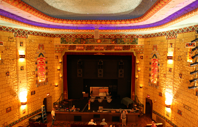 State Theatre, Bay City, MI - auditorium