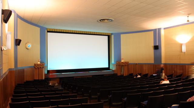 Strand Theatre, Caro, MI - auditorium