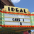 Ideal Theatre, Clare, MI - sign