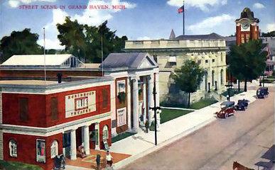 ROBINHOOD Theatre; Grand Haven, Michigan.