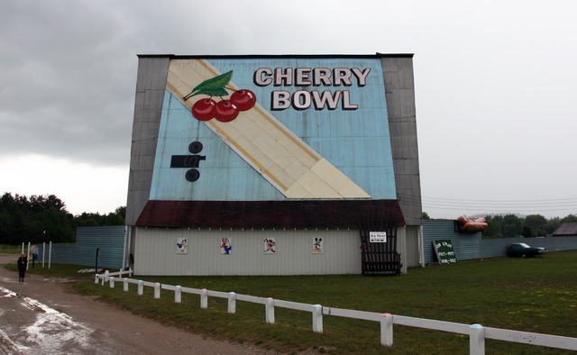 Cherry Bowl Drive-In, Honor, MI
