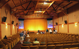 Pines Theatre, Houghton Lake, MI - auditorium