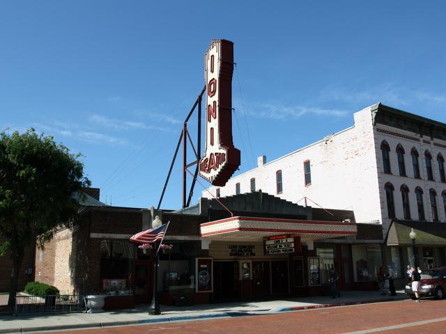 Ionia Theatre, Ionia, MI