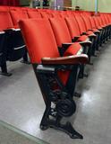 Ramsdell Theatre, Manistee, MI - seats