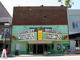 Broadway Theatre, Mt. Pleasant, MI - exterior