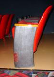 Vassar Theatre, Vassar, MI - seat