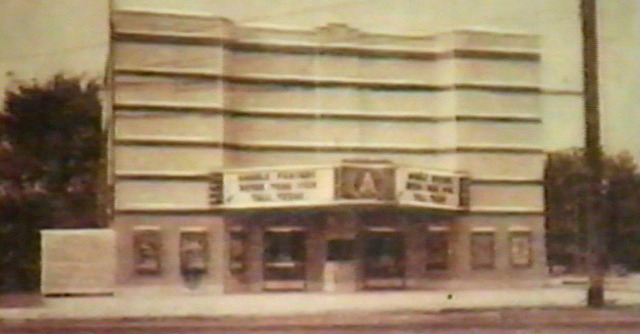 Airway(s) Theatre in 1955