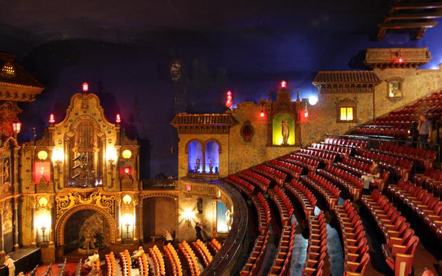 State Theatre, Kalamazoo, MI - auditorium
