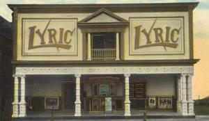 LYRIC Theatre; Crisfield, Maryland.