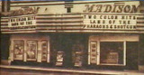 Madison Theatre in 1955