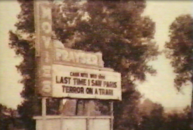 Frayser Sign and marquee