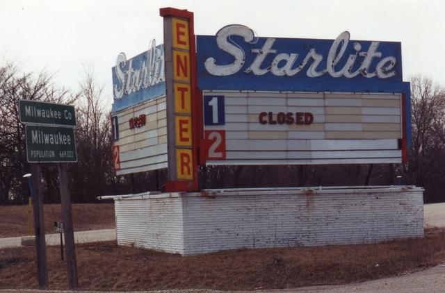 Sign Closeup 1992