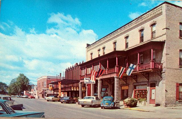 GARD Theatre; Spring Green, Wisconsin.