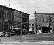 COZY Theatre; Brodhead, Wisconsin.