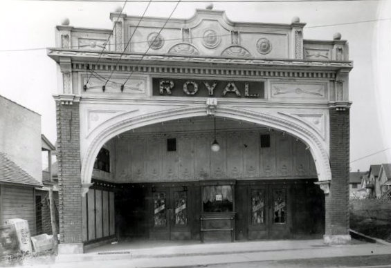 ROYAL Theatre; Madison, Wisconsin.