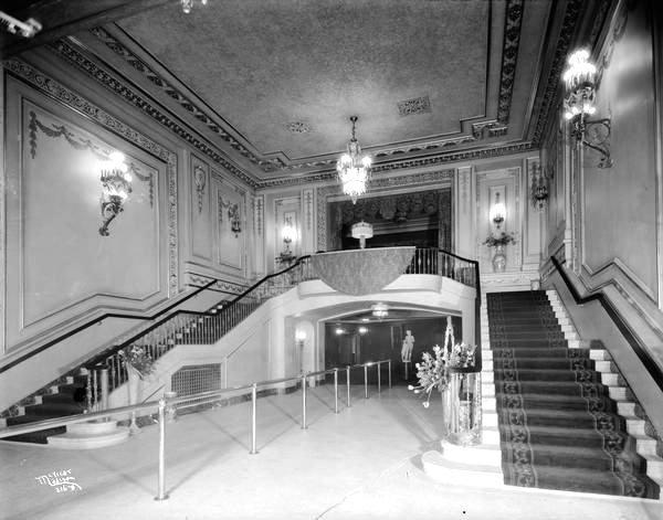 ORPHEUM (NEW ORPHEUM) Theatre; Madison, Wisconsin.