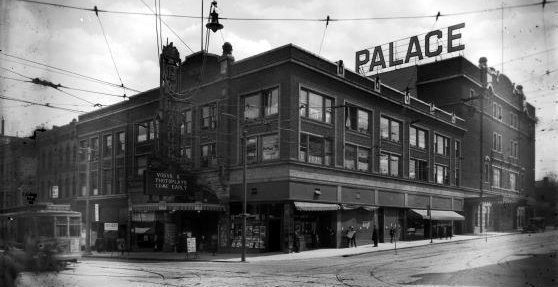 PALACE Theatre; Milwaukee, Wisconsin.
