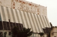 Bellevue Drive-In after closing