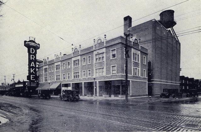 DRAKE Theatre; Chicago, Illinois.