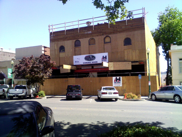 Progress as of May 31, 2013