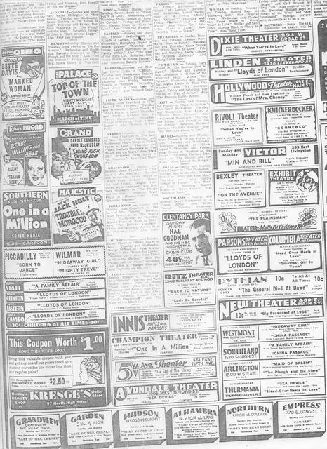 1937 Flicks
