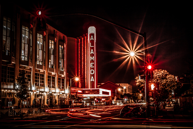 Alameda Theater—Sin City Effect