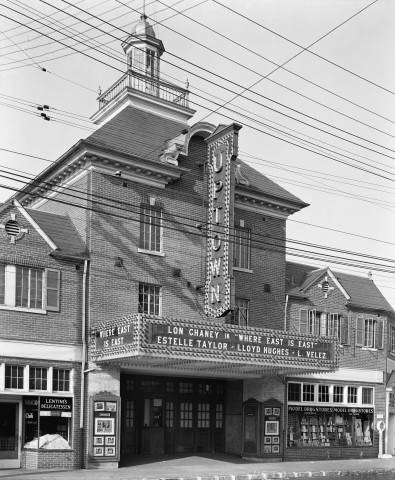 Uptown Theatre, Louisville Kentucky circa 1929