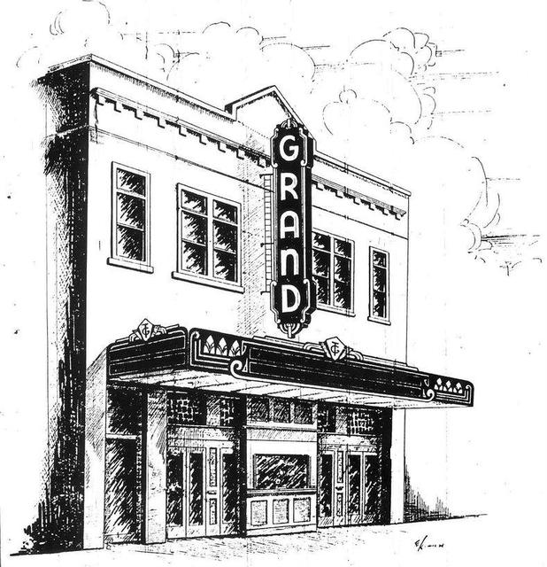 GRAND Theatre; Clintonville, Wisconsin.