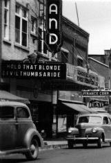 GRAND Theatre; Clintonville, Wisconsin.