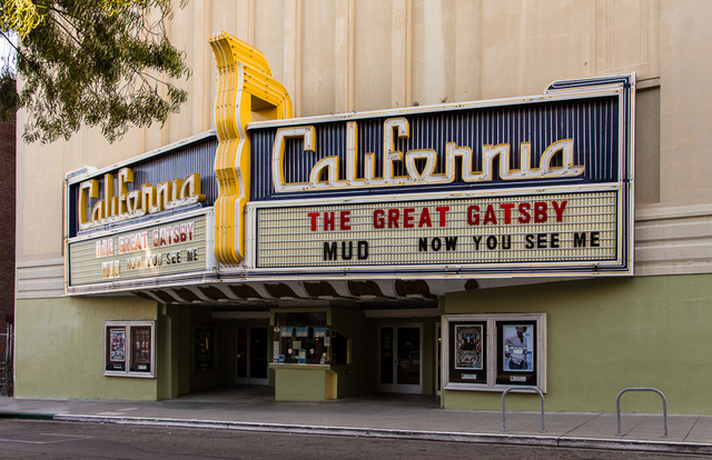 California Theater Berkeley