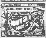 """Black and White Revue!"""