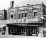 VOGUE Theatre; Kenosha, Wisconsin.