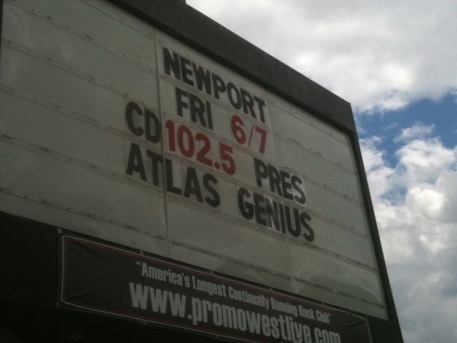 Newport Music Hall
