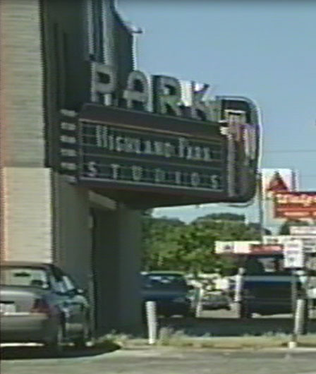 Park Theater last days
