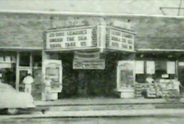 Bristol Theatre in 1955