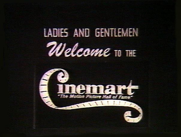 Cinemart 35mm film frame