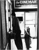 Cinemart Turnstile Entrance 1980