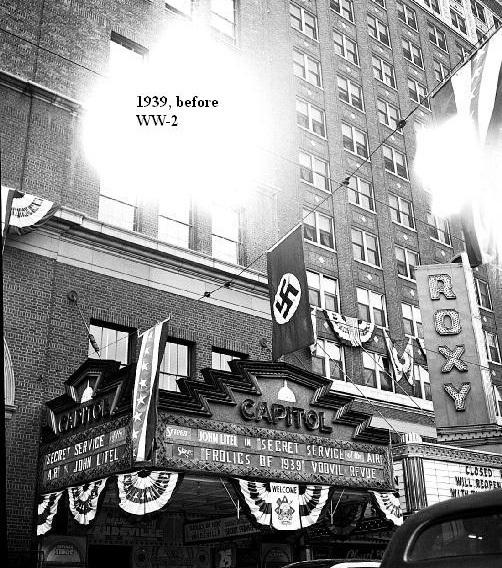 Capitol Theatre 1939