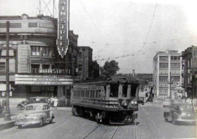 RKO MAINSTREET (BATE, ORPHEUM, NATIONAL) Theatre; Racine, Wisconsin.